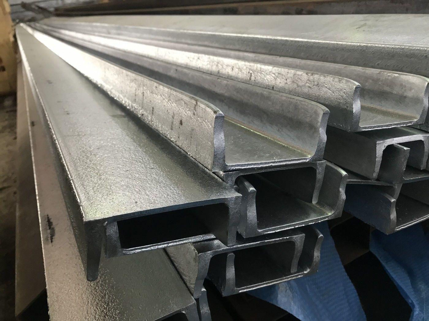 Алюминиевый швелер